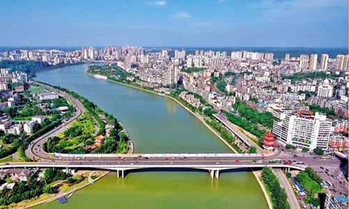 """""""12345""""思路: 奠定市中区发展新的增长极"""